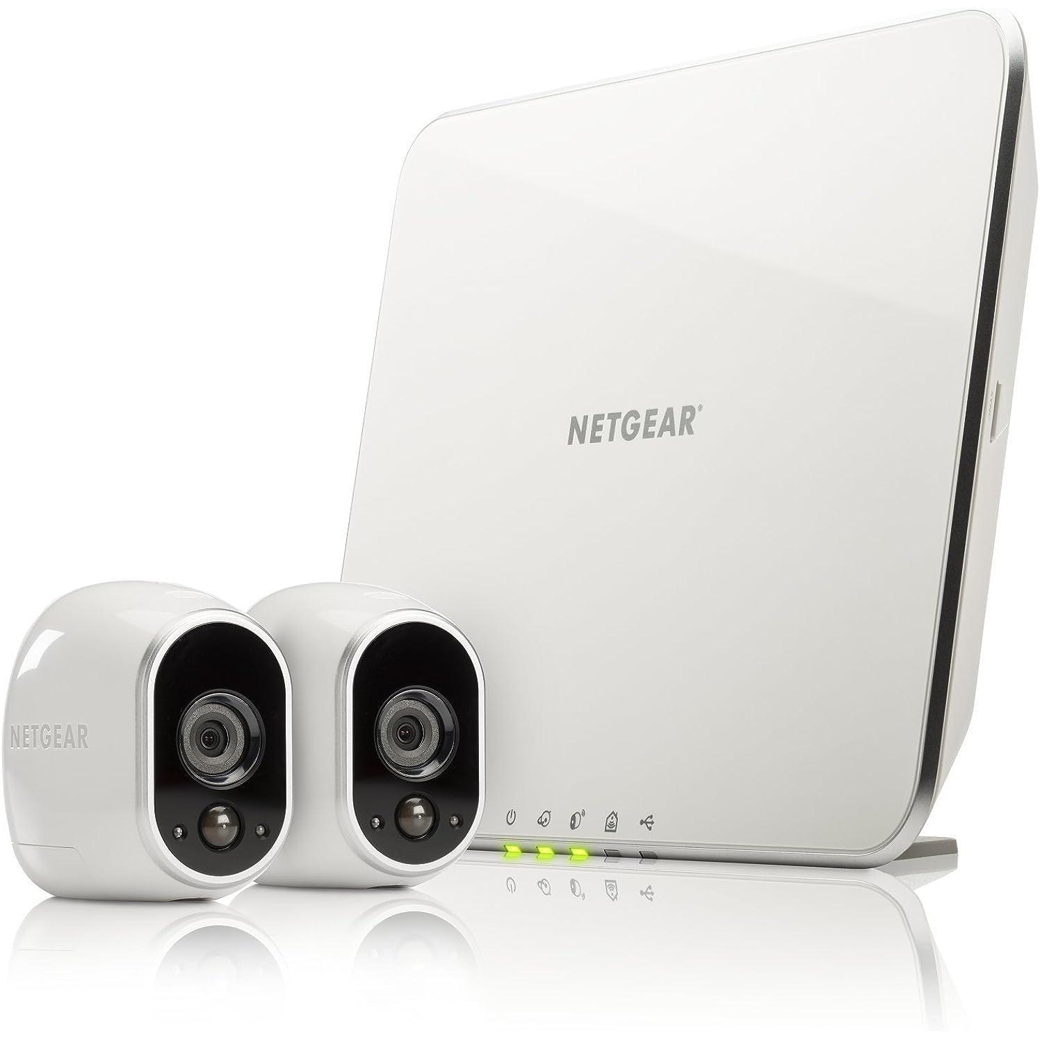 NETGEAR Arlo VMS3230-100EUS Smart Home Sicherheitssystem