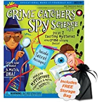 Brybelly TPOO-37 Crime Catchers Spy Science Kit by Brybelly