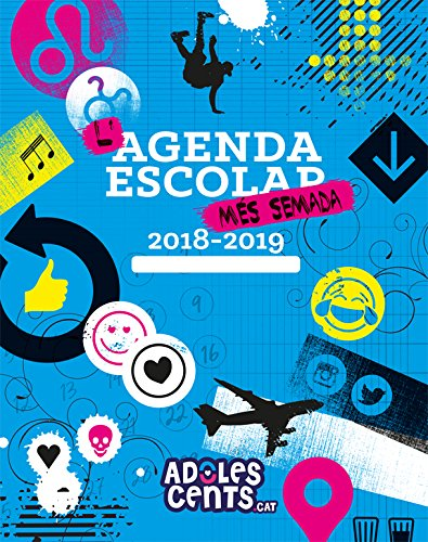 L'agenda escolar més semada. 2018-2019