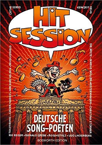 Hit Session Deutsche Song-Poeten: Noten (Wir Sind Alle Geheilt Werden)