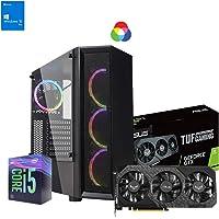 Pc desktop gaming completo Intel i5 9400F 4.10ghz in Turbo/ASUS Gtx 1660 SUPER 6Gb Gaming Ddr6/ Ram Ddr4 16gb 3200MHZ / Ssd M.2 1tb / Wifi - Windows 10/ Computer da gaming assemblato/Pc gaming i5