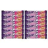 #6: Cadbury Dairy Milk Marvellous Creations Jelly Popping Chocolate Bar, 35g (Pack of 12)