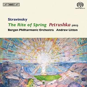 Stravinsky: Riteof Spring/Petr