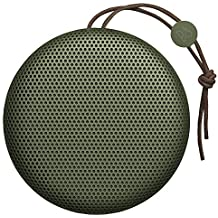 B&O PLAY by Bang & Olufsen BeoPlay A1 Altoparlante Portatile, Ricaricabile, Bluetooth, Wireless, Verde