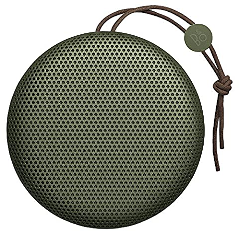 B&O PLAY by Bang & Olufsen Beoplay A1 Bluetooth Speaker - Moss Green