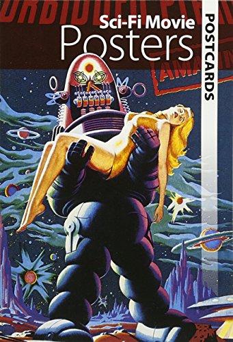 Sci-Fi Movie Posters Postcards (Dover Postcards) por Dover