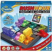 Think Fun - Rush Hour Juego de habilidad (Ravensburger 76336)