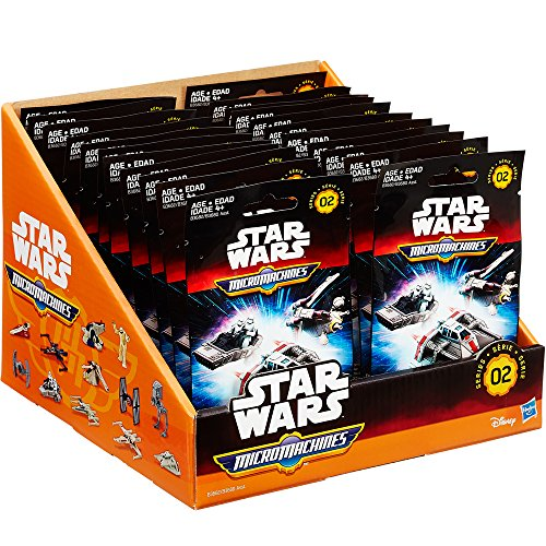 Star wars b3680eu6 mini veicoli, bustine assortite, 1 pezzo