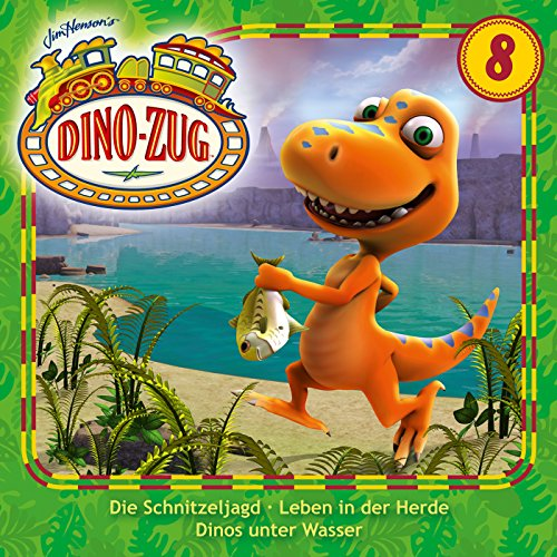 08: Die Schnitzeljagd / Leben in der Herde / Dinos unter Wasser