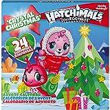 Hatchimals CollEGGtibles Crystal Christmas 6044284 Adventskalender met 15 exclusieve verzamelfiguren en meer dan 24 verrassingen