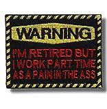 Ricamo sono in pensione, ma io lavoro a tempo parziale