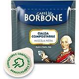Caffè Borbone Cialda Compostabile, Miscela Nera - 150 Cialde - Sistema ESE