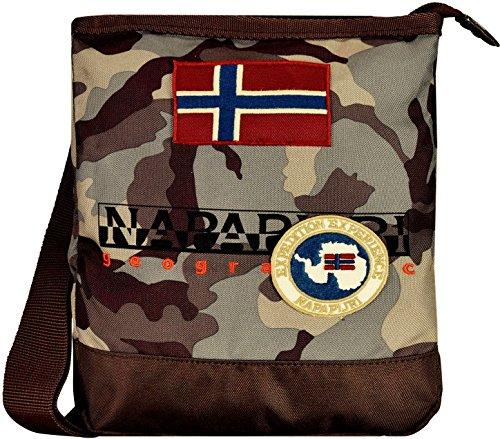Napapijri tracolla uomo small crossover north cape N3R16 camouflage