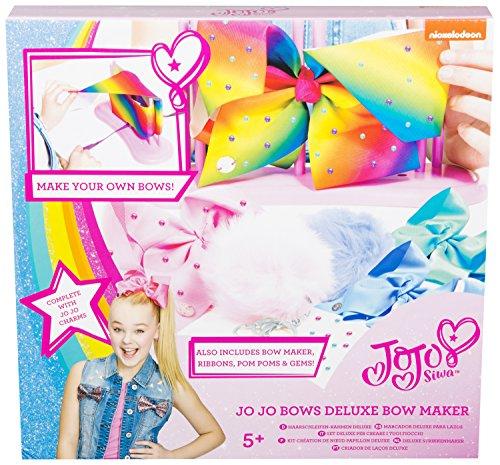 JOJO Bows and Pom Pom Keyring Maker - Deluxe JoJo