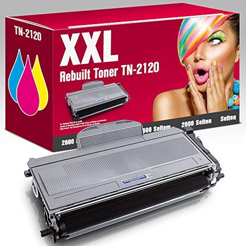 ms-point® Kompatibler Toner für Brother ersetzt TN-2120 DCP-7030 DCP-7040 DCP-7045N HL-2140 HL-2150N...