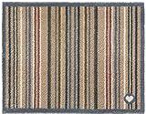 Umweltfreundlicher Läufer HugRug Braune Streifen Stripe 26