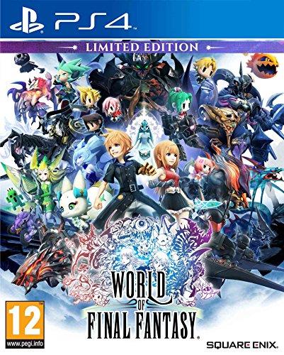 World of Final Fantasy - Limited - PlayStation 4