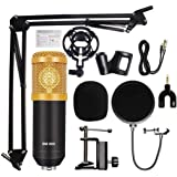 DEVICE OF URBAN INFOTECH BM800 Professional Broadcasting Studio Recording Condenser Microphone Home Studio Mic Kit with…