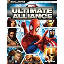 """""""Marvel Ultimate Alliance"""" Official Strategy Guide (Bradygames Signature Guides)"""
