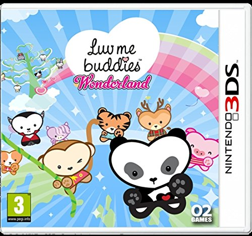 luv-me-buddies-wonderland-import-anglais