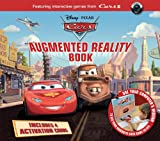 Disney Cars Augmented Reality Book