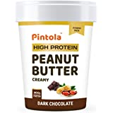 HIGH Protein Peanut Butter (Dark Chocolate) (Creamy, 1kg)