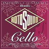 Rotosound RS3000 - Juego de cuerdas para cello
