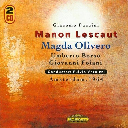 Manon Lescaut (Live 1964)
