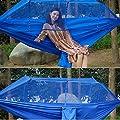 Zheng Hui Shop Hängematten Outdoor-Camping Hängematte Moskitonetz Rollover Prävention Schaukel von Zheng Hui Shop - Gartenmöbel von Du und Dein Garten