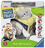 Ravensburger–Ministeps–04713–Mein Würfel-Musical–für Kleinkinder