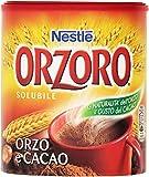 NESTLÉ ORZORO ORZO e CACAO orzo solubile e cacao 180g