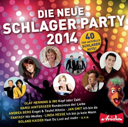 Die neue Schlagerparty, Vol.1/2014