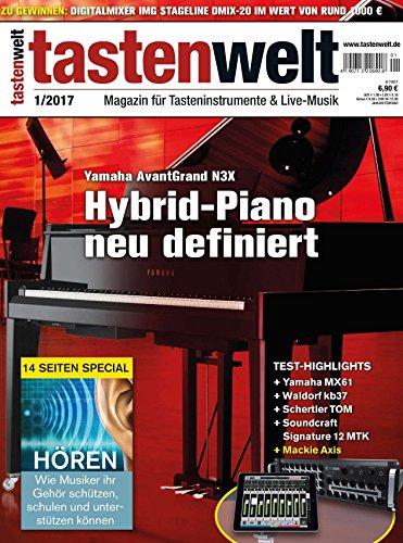 Tastenwelt Ausgabe 01 2017