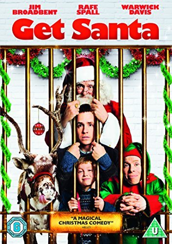 Get Santa [DVD] [2015] by Warwick Davis