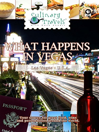 Culinary Travels - What Happens in Vegas [OV] - Resort Hotel Casino