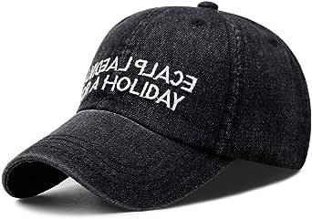 FHHYY Baseball cap cap hat Fashion Graffiti Printing Baseball Cap Adjustable Cotton Hip Hop Street Hats Spring Summer Outdoor Leisure Hat Couple Caps