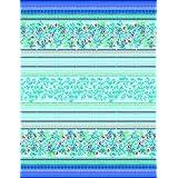Bassetti - Foulard de decoración SORRENTO v3 azul (180x270)
