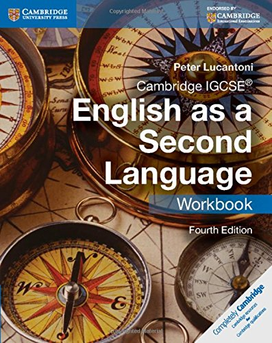 Cambridge IGCSE english as a second language. Workbook. Per le Scuole superiori. Con e-book. Con espansione online