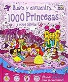 1000 Princesas. Busca Y Encuentra