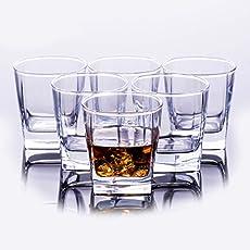 Halo Nation Whisky Glass Set, 265 ml, Set of 6