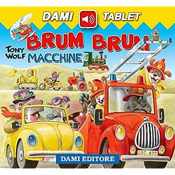 Brum Brum. Macchine