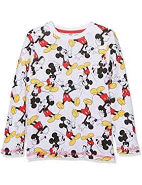 Mickey Mouse LS T-Shirt, Top de