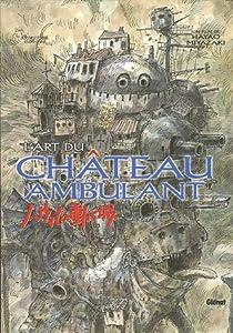 L'art du Chateau ambulant Edition simple One-shot