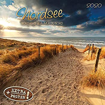 Calendrier Trail 2020.Calendrier 2020 Mer Du Nord Royaume Uni Ecosse Irlande