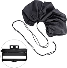 ROSENICE Piano Dust Cover 88 Key Electronic Cover with a Drawstring Protective