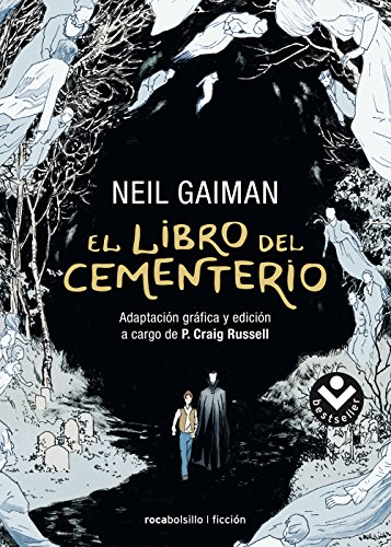 El libro del cementerio: Adaptación gráfica y edición a cargo de P. Craig Russell por Neil Gaiman