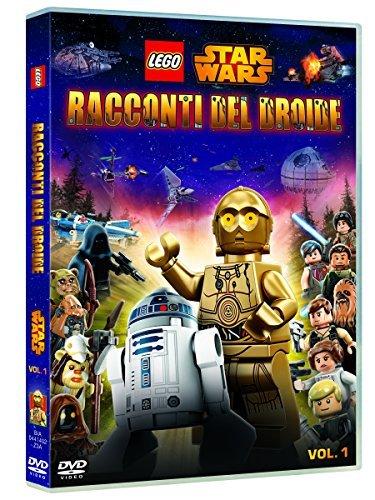 lego - star wars - racconti del droide - fuga da endor / crisi su coruscant DVD Italian Import by animazione (Star Wars-droiden Dvd)