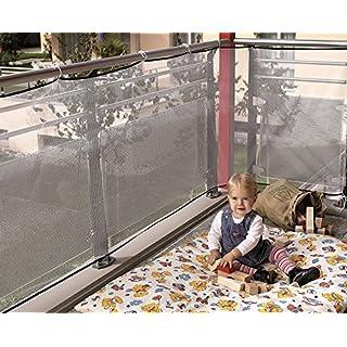 Set of 2 Protection Netting for Balcony Reer 94 cm x 294 cm