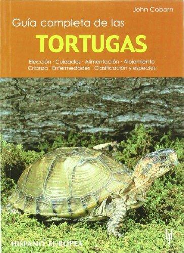 Guía completa de las tortugas (Guías completas) por John Coborn