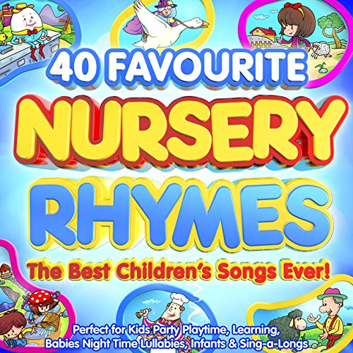 40 Favourite Nursery Rhymes - ...